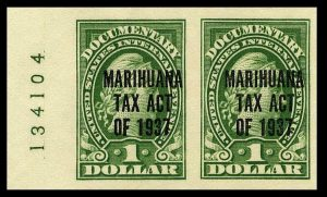 Marihuana Tax Act of 1937